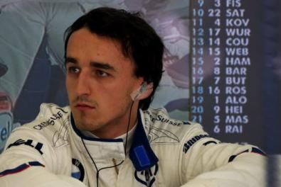 Robert Kubica a favore del traction control