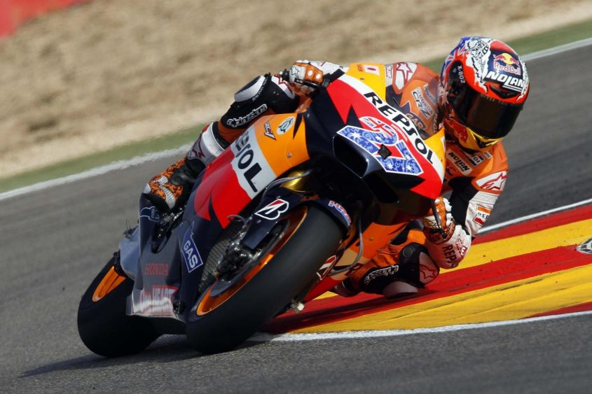 Motomondiale Gp Aragon   Le qualifiche