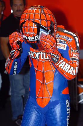 Melandri Spiderman