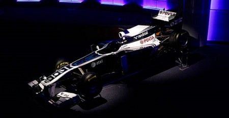 williams fw33 f1.2011 livrea