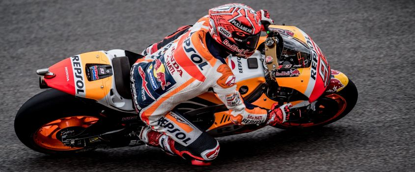 MotoGP Germania 2017, qualifiche: Marquez in pole al Sachsenring