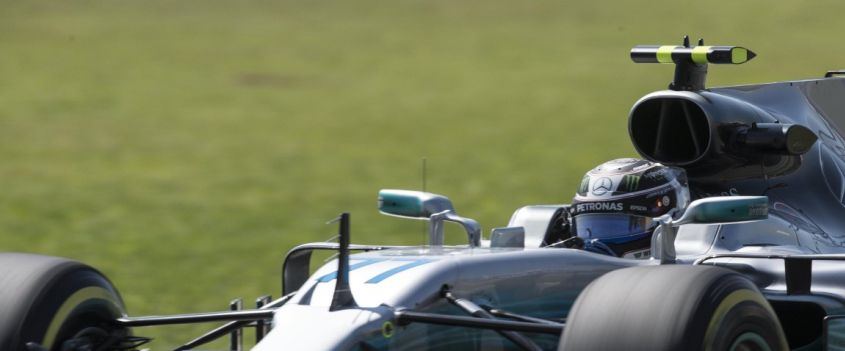 Qualifiche GP Brasile: Bottas pole, botto di Hamilton [FOTO]