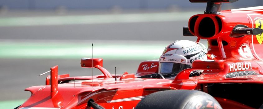 Qualifiche GP Messico: pole strepitosa di Vettel, Verstappen secondo [FOTO]