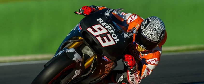 Test Valencia MotoGP 2018: calendario, piloti e line up