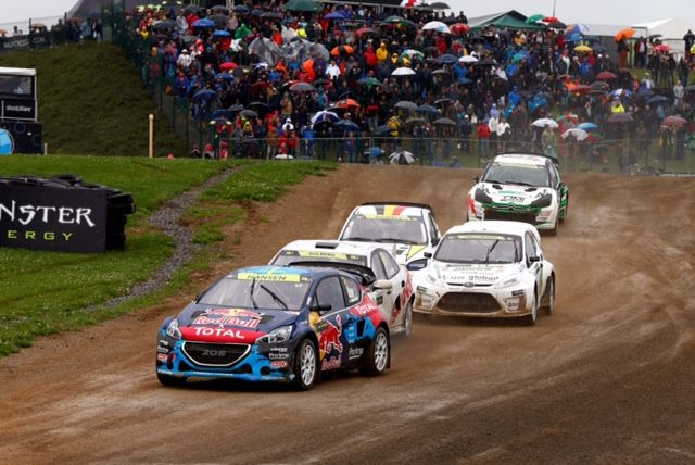 2014 FIA World Rallycross ChampionshipRound 06Mettet, Belgium12th & 13th July 2014Worldwide Copyright: Peugeot Sport/McKlein