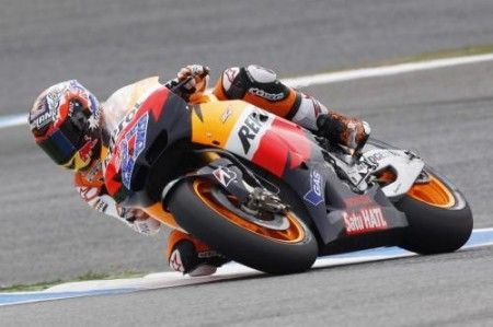Casey Stoner Estoril 2011
