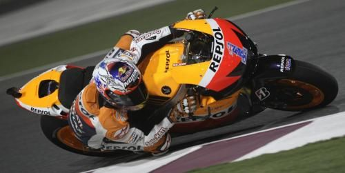 Casey Stoner Losail 12