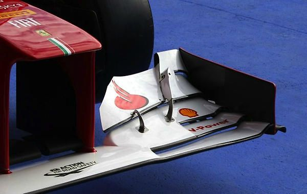Ferrari flap Spa