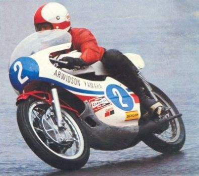 Jarno Saarinen Spa 1972 350
