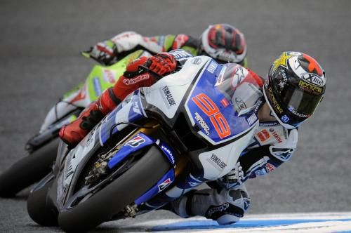 Jorge Lorenzo Estoril 12
