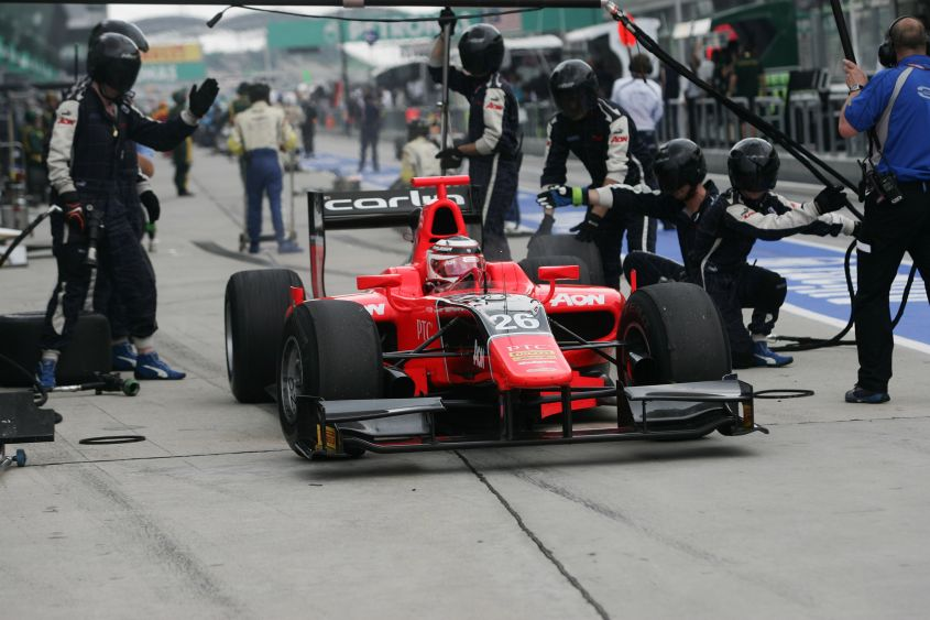 GP2 series 2012 Hungaroring, Ungheria