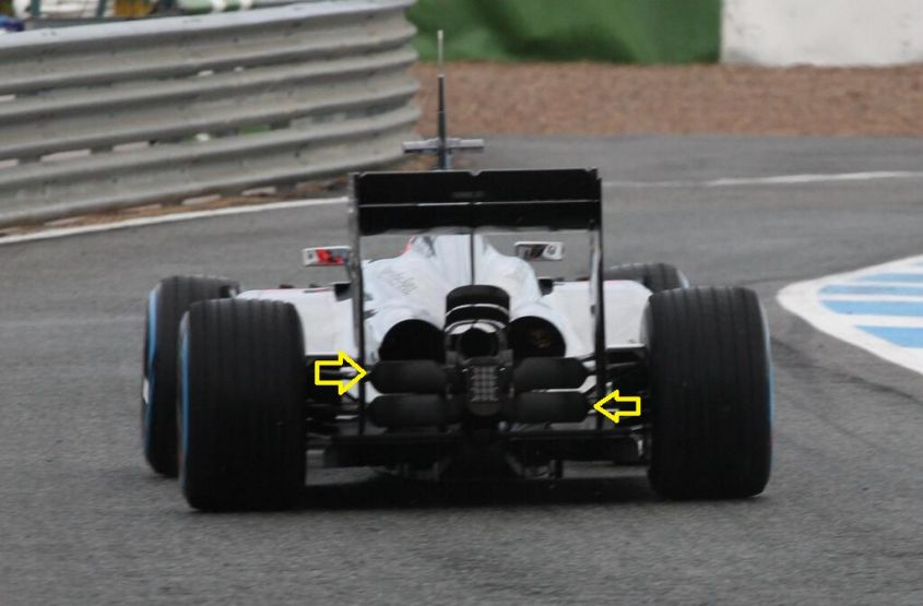 McLaren Mp4 29 test Jerez 2014