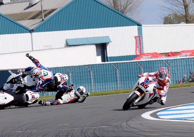 SBK Donington 2012 Strike