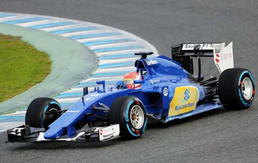 Test Jerez Day 3, Nasr
