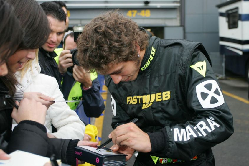 Vale Rossi Rally 11