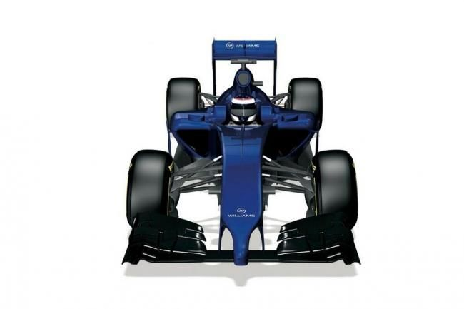 Williams F1 2014 nuova