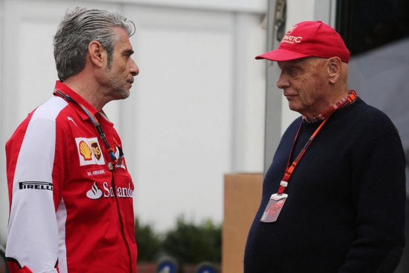 F1 2015, Arrivabene: Ferrari ha raggiunto Williams e Red Bull, ora puntiamo a Mercedes