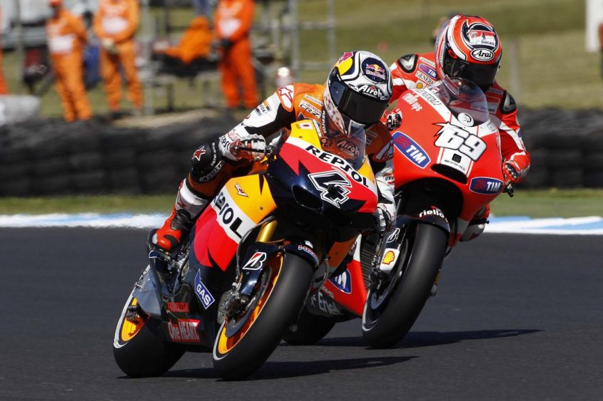 Motomondiale Gp Phillip Island