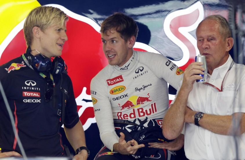 qualifiche gp india f1 2012 vettel red bull