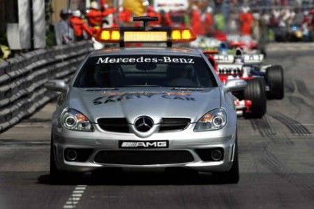 safety car storia
