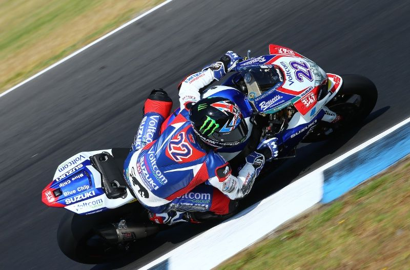 sbk australia Alex Lowes