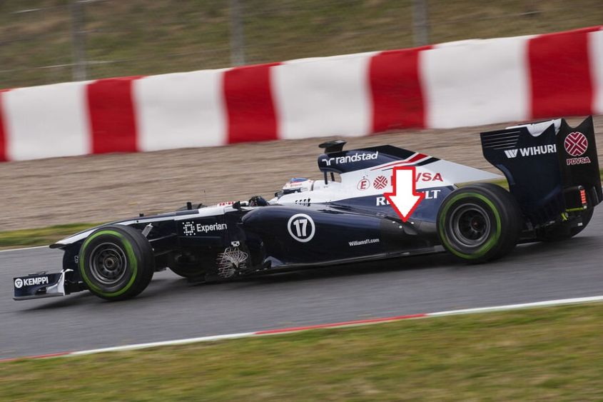 williams scarichi nuovi
