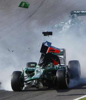 F1 2013 best pictures 91