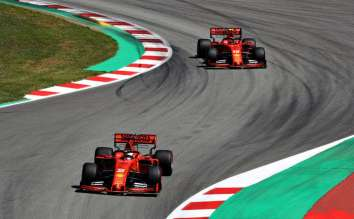F1, test Barcellona 2020: ecco le line-up
