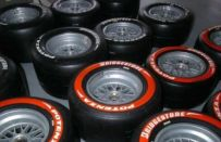 Bridgestone F1: mescole diverse in gara, gomme colorate approvate al fotofinish