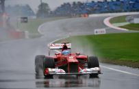 F1 GP Silverstone 2012, qualifiche: Alonso torna in pole