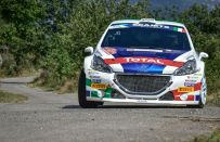 CIR Rally Due Valli: Andreucci e Peugeot puntano tutto sull'ultima gara