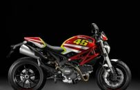 "Valentino Rossi: Ducati presenta la Monster ""The Doctor"""