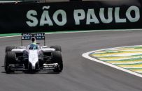 GP Brasile F1 2014, Williams: Massa prima sbaglia box poi va a podio