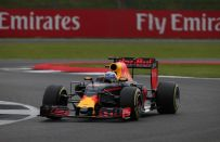 GP Silverstone F1 2016, Red Bull. Verstappen superstar