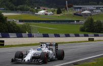GP Austria F1 2015, Williams ringrazia (ancora) la Ferrari