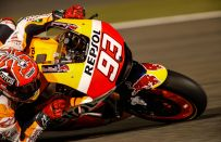 MotoGP Qatar 2016, risultati Warm up: Marquez in testa, Valentino Rossi 4°