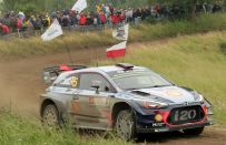 WRC Rally Polonia 2017, risultati e classifica: Doppietta Hyundai con Neuville davanti a Paddon, Citroën in top-5