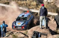 Rally WRC Argentina 2017: Neuville beffa Evans nel Power Stage e vince il Rally, male la Citroën