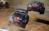 World Rallycross 2018: per Peugeot ultima tappa europea in Germania