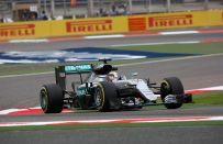 "GP Bahrain F1 2016, qualifiche Mercedes. Hamilton: ""Il miglior giro del week end"""