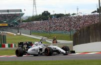 GP Giappone F1 2015: Bottas salva una Williams delusa, bene le Lotus