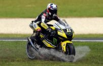 "MotoGP Yamaha, Spies: ""Felice di essere rookie of the year"""