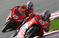 Ducati : Loris e Sete in top10