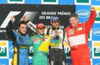 GP del Brasile 2006: video e storia