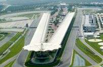 Test delle giapponesi a Sepang
