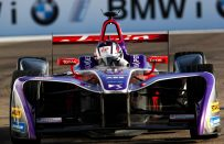 Formula E Berlino: Sam Bird del team DS Virgin Racing continua a lottare in classifica