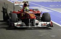 F1 2011, Singapore: Massa-Hamilton, incidente e lite in diretta Tv