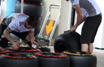 GP Germania F1 2012, Pirelli con le gomme dure sperimentali [VIDEO]