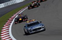 "GP Corea F1 2013, pazza Safety Car! Vettel:""Ho lottato con le gomme"""