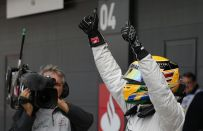 GP Germania F1 2013, griglia di partenza: Hamilton in pole position, Ferrari tattica controcorrente [FOTO]